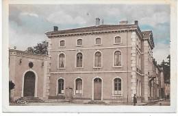 SAINT UZE - Hôtel De Ville Et Salle Des Fêtes - Zonder Classificatie