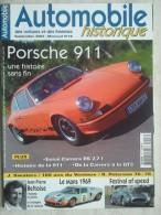AUTOMOBILE HISTORIQUE  N°18 - Auto/Moto