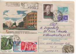 Brief, Russland, Luftpost - Covers & Documents