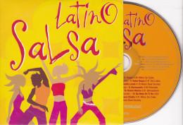 CD Single - LATINO SALSA - - Musiques Du Monde