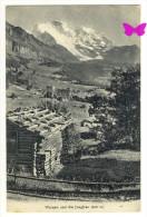 WENGEN - Und Die Jungfrau - BE Berne
