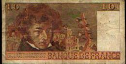 FRANCE  10 Francs 1976 (Berlioz) - 10 F 1972-1978 ''Berlioz''