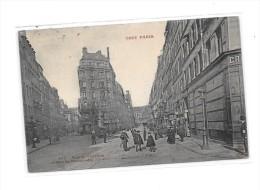 75 : Tout PARIS : 3 Ième Arrondissement : Rue De Turenne Et Rue De Normandie - Paris (03)