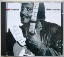 CD Albert Collins Iceman Blues - Music & Instruments