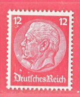 MiNr.519 Xx Deutschland Deutsches Reich - Ungebraucht