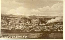 7-3ay45. Postal Yugoslavia. Vista General De La Mina De Cobre En Bor - Yugoslavia