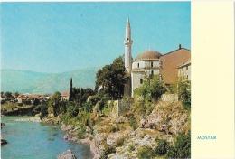 Mostar - Stari Grad - Jugoslavija - MosquéePhoto J. Novak - Bosnia And Herzegovina