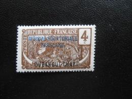 OUBANGUI : N° 45 Neuf* (charnière) - Oubangui (1915-1936)