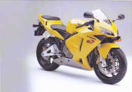 2240A  MOTORBIKE POSTCARD - Motorbikes