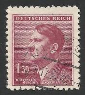 Bohemia & Moravia, 1.50 K. 1942, Sc # 70, Mi # 97, Used - Used Stamps