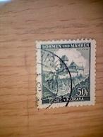 Scott 28 - Bohême & Moravie