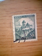 Scott 40 - Bohême & Moravie