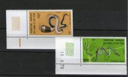 !!! AFARS ET ISSAS : PAIRE N°436/37 NEUVE ** - Afars & Issas (1967-1977)