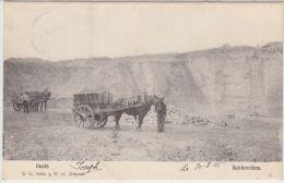 23630g SABLONNIERE - CHARRETTE - Uccle - 1905 - Ukkel - Uccle