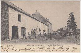 23696g FERME De JENNEVILLE - VALLEE De L'OURTHE - 1904 - Libramont-Chevigny