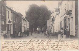 23707g  F. JACQUET - TOURNEUR - ROUTE De LANDEN - Hannut - 1903 - Hannut