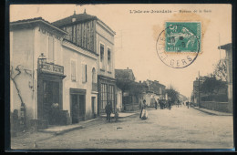 32 --  L'Isle - En - Jourdain -- Avenue De La Gare - Otros Municipios