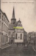 CPA  ENGHIEN RUE D'HOVES COUVENT DES SOEURS CLARISSES - Enghien - Edingen