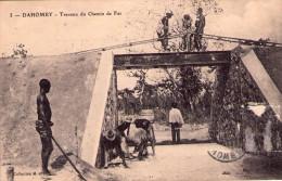 DAHOMEY  ,  Ferrovia  * - Dahomey