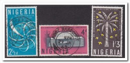 Nigeria 1962, Gestempeld USED, Commonwealth Parliament Conference - Nigeria (1961-...)