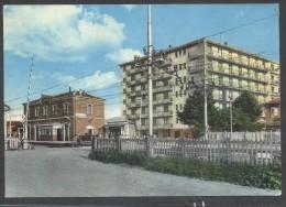 8043-BRANDIZZO(TORINO)-LA STAZIONE FF.SS.-FG - Stazioni Senza Treni