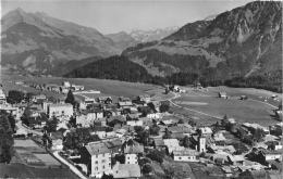 Leysin - Vue Générale Et Dent Du Midi - Photoglob Wehrli - Carte Non Circulée - VD Vaud