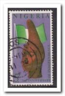 Nigeria 1962, Gestempeld USED, Queenmother Iyoba Bronze Hollow Casting - Nigeria (1961-...)