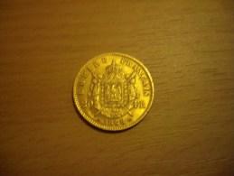 NAPOLEON OR 20 FRANCS 1868 EMPIRE FRANCAIS - L. 20 Francs