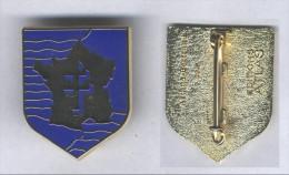 Insigne De La 2e Division Blindée ( Atlas ) - Army