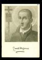Devotieprentje ( 0392 )   Joannes Bergmans - Images Religieuses