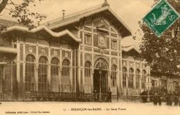 25  BESANCON            La Gare  Viotte - Besancon