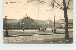 CHARLEROI - La Station. - Charleroi