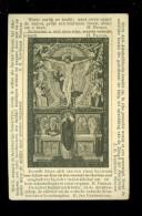 Devotieprentje ( 0408 )    Drankbestrijding - Images Religieuses