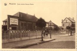 BELGIQUE - HAINAUT - MOUSCRON - Ecole Primaire Nouveau Monde. - Mouscron - Moeskroen
