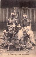DAHOMEY    * - Dahomey