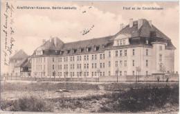 BERLIN Lankwitz Kraftfahrer Kaserne Front An Der Emmichstrasse Feldpost 7.4.1918 Gelaufen - Lankwitz
