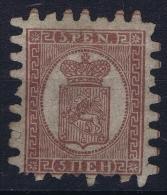 Finland / Suomi 1860 Yv.nr. 5 Mi.nr. 5C  MH/* Very Light Hinged