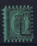 Finland / Suomi 1860 Yv.nr. 6 Mi.nr. 6C  Used - 1856-1917 Russische Administratie