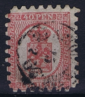 Finland / Suomi 1860 Yv.nr. 9 Mi.nr. 9  Used  Signed/ Signé/signiert/ Approvato - 1856-1917 Russische Administratie