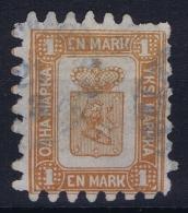 Finland / Suomi 1860 Yv.nr. 10 Mi.nr. 10 Used - 1856-1917 Russische Administratie