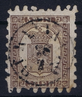 Finland / Suomi 1860 Yv.nr. 11 Mi.nr. 5 Used   Signed/ Signé/signiert/ Approvato