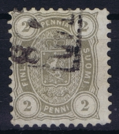 Finland / Suomi 1875 Yv.nr. 13a  Mi.nr. 12A Used  Perfo 11 - 1856-1917 Russische Administratie