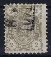 Finland / Suomi 1875 Yv.nr. 13a  Mi.nr. 12A Used  Perfo 11