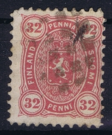 Finland / Suomi 1875 Yv.nr. 20  Mi.nr. 18A Used  Perfo 11