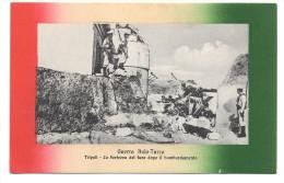 D12463 -  TRIPOLI  -  Guerre Italo - Turcque - Libye