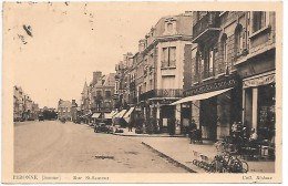 PERONNE - Rue St Sauveur - Peronne