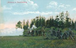 Artillerie In Feuerstellung - Ausrüstung