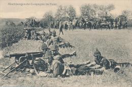 Maschinengewehr-Compagnie Im Feuer - Ausrüstung