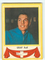 Rolf GRAF - Drapeau SUISSE - Palmarès Au Dos - Lire Descriptif - 2 Scans - Cyclisme