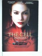 Cart -  Jennifer Lopez - The Cell. ( Film ) - Cinema